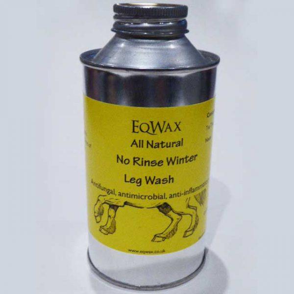 No-Rinse Winter Leg Wash - Natural, Plant-Based & Plastic Free