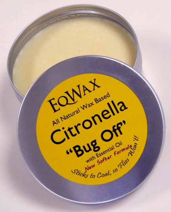 EqWax Citronella Natural Equine Fly Repellent