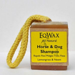 Natural Shampoo Bar for Horses and Dogs