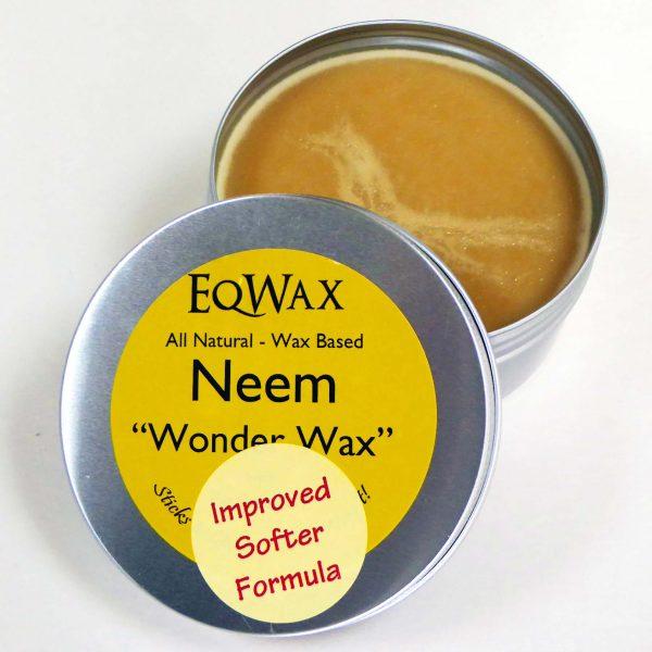 """""""Wonder Wax"""" Neem Equine Fly Repellent"""