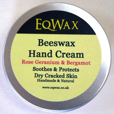 Plastic-Free Beeswax Hand Cream