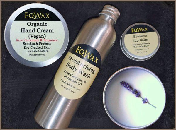 Natural Skincare Gift Box