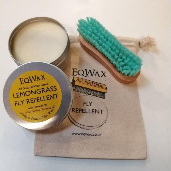 Natural Lemongrass Equine Fly Repellent