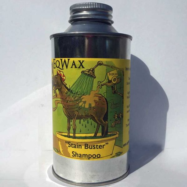 Natural Stain Buster Shampoo for Horses