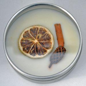 Spiced Orange Christmas Wax Melt