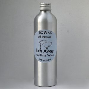 Itch Away No Rinse Wash - Natural and Plastic-Free for Itchy Dogs